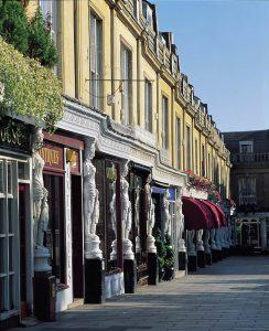 Montpelier Shops