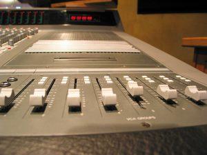 Jade-S mixing desk