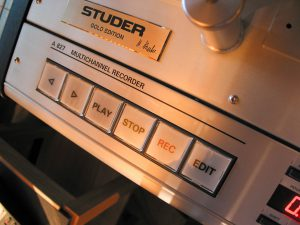 Studer 8-track